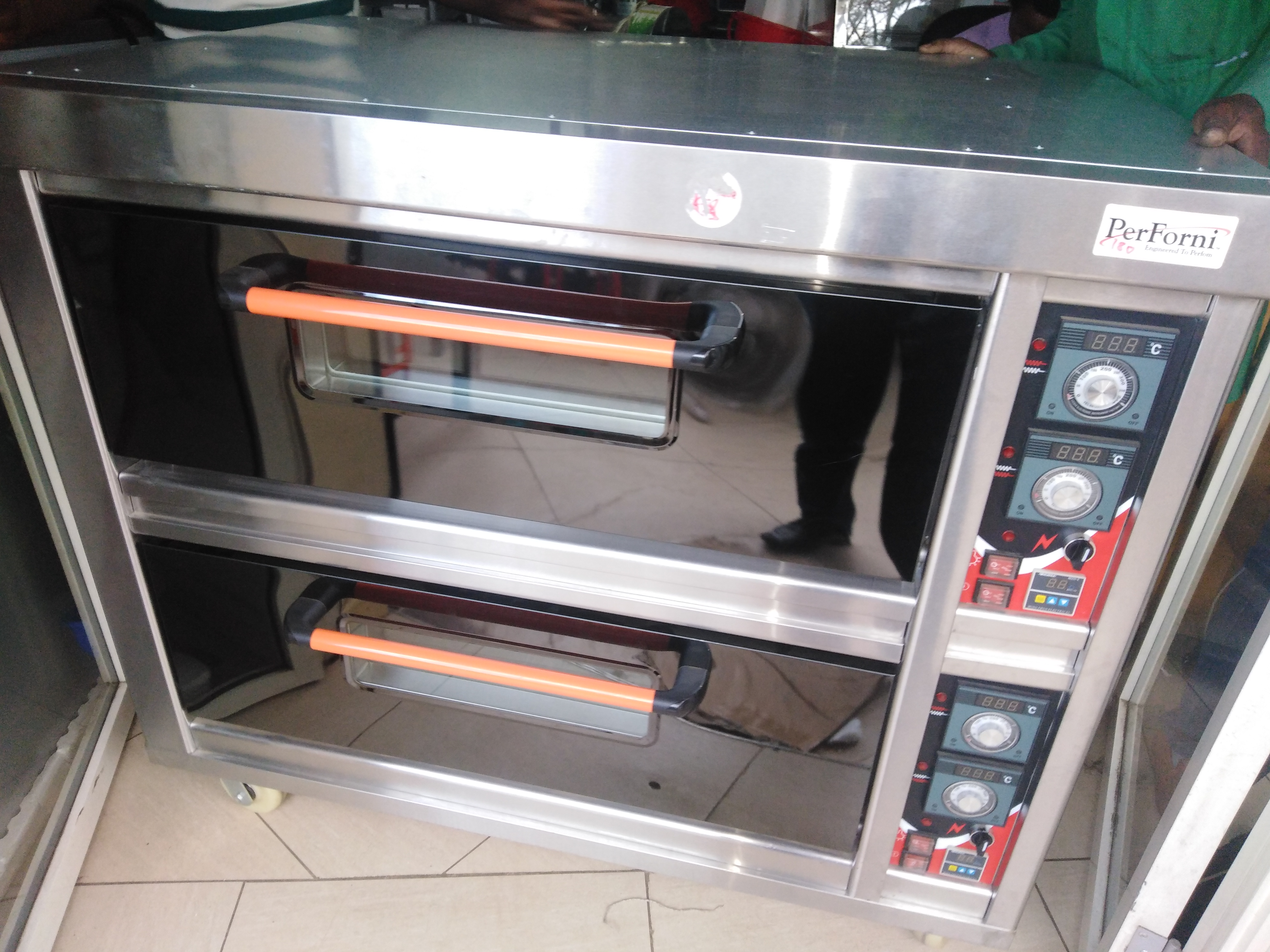 Deck Oven/Baking Oven-All Types